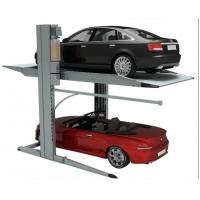 Wholesale For Sale! 1+1 Double Parking Car Lift Doulbe Car Parking System Two Post Simple Lifts from china suppliers