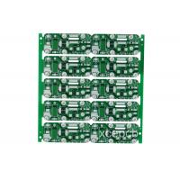 Wholesale HF FR4 Multi Layered PCB Circuit Boards Printed Circuit Board Manufacturing Process 1.5oz from china suppliers