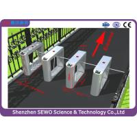 Wholesale Fingerprint security access gates , automatic systems entrance stadium turnstile from china suppliers
