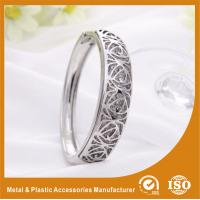 Wholesale Custom Elegant Engravable Bangle Bracelets Jewellery Multi Coloured from china suppliers