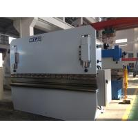 Wholesale Mild Steel Stainless Steel Aluminum Sheet Metal Press Brake / Hydraulic Metal Brake Machine from china suppliers