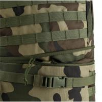 Quality Army Green Molle Tactical Gear Backpacks For Hiking , Tactical Day Pack for sale