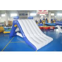 Wholesale Professional Inflatable Water Slide Made of 0.9mm PVC Tarpaulin from china suppliers