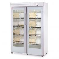 Buy cheap Glass Commercial dish / bowl Disinfection Cabinet 900W - 1800W from wholesalers