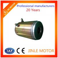 Wholesale Hydraulic 24 Volt DC Motor  With CW Rotation One Year Warranty OEM from china suppliers