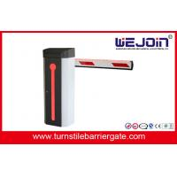 Wholesale Car Park LED Boom Barrier Gate Vehicle Access Control Barriers from china suppliers