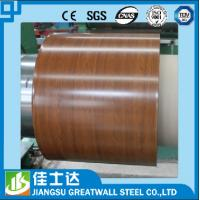 Wholesale Colour Coated Coils Dc52d Z PPGI Steel Coil Pre-Painted Galvanized Steel Coils from china suppliers