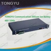 Wholesale LiFePO4 Battery 48V 10Ah Communications Backup Battery System Lithium Iron Modules from china suppliers