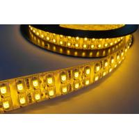 Wholesale Yellow 3528 SMD 19.2W/M IP65 Waterproof Led Strip Lights 8400LM - 9600LM from china suppliers