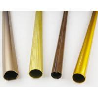 Wholesale Round Aluminum Extruded Tubing Extruded Aluminium Profiles With CNC Machining from china suppliers