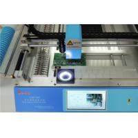 Wholesale High Accuracy CHMT48V Desktop SMT Pick And Place Machine With Vision System from china suppliers