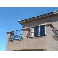 Wholesale outdoor glass stairs railings / outdoor wrought iron stairs railing from china suppliers