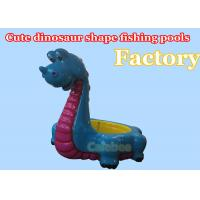 Wholesale Entertainment Indoor Playground Equipment Fishing Game Dinosaurs Styling from china suppliers