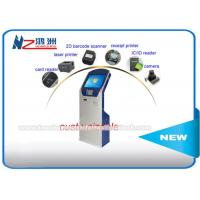 Wholesale Multi Touch Screen Self Service Kiosk For Advertising / Hospital Self Registration from china suppliers