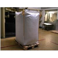 Buy cheap Anti static Type C FIBC Jumbo bags , flexible intermediate bulk containers from wholesalers