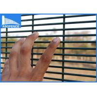 Wholesale 3m Anti Theft Mesh Security Fencing Durable For Prosion , 2.5m Length from china suppliers