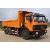 China North Benz Dump Truck 6x4 Driving Form on sale