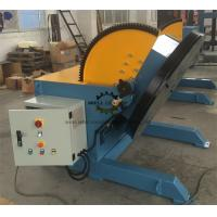 Wholesale Heavy Duty Pipeline Rotary Welding Positioner  With Rotate Motor And Tilt Motor from china suppliers