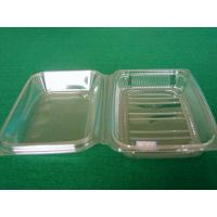 Wholesale Eco Rectangle Food Grade Plastic Thermoforming Tray Custom For Food Packaging from china suppliers