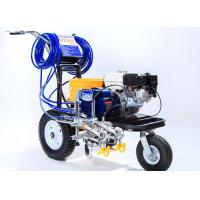 Wholesale Striping Road Line Marking Machine With Double Guns And Piston Pump from china suppliers