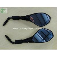 Wholesale OEM Piaggio VIVO125 Mirrors Motorcycle REAR VIEW MIRROR  in Black from china suppliers