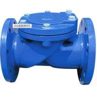 Wholesale DN250 JIS 10K Swing Check Valve Flanged Non Return Valves , Length 622mm from china suppliers