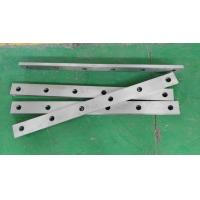 Wholesale High Speed Steel Cutting Blade / Metal Rotary Shear Blades For Cut Sheet Metal from china suppliers
