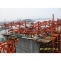 Quality Convenient Assembly OEM Form Traveller System For Free Cantilever Construction for sale