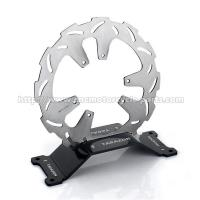 Wholesale CRF250R Motorcycle Brake Parts Front Steel Rotor Honda CRF 450R Front For Dirt Bike from china suppliers