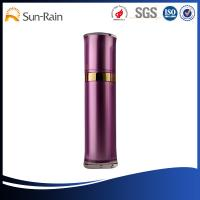 Wholesale 2016 hot sale acrylic cosmetic plastic bottle from china suppliers