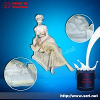 Buy cheap Liquid RTV silicone rubber for gypsum mold from wholesalers