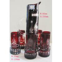 Wholesale water, liquor and juice Drinking glassware, Stemless Wine Glass Gift Sets / Set from china suppliers