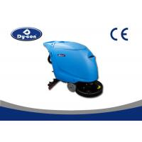 Wholesale Walk Behind Warehouse Floor Cleaning Machine , Industrial Floor Washer Machine from china suppliers