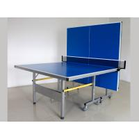 Wholesale Professinal Outdoor Folding Table Tennis Table Waterproof / Ultraviolet Proof from china suppliers