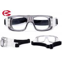 Wholesale Anti Collision Football / Basketball Sports Glasses 100% Uv Protection Eyeglasses from china suppliers
