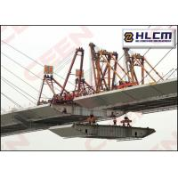 Wholesale MD180 luffing jib derrick crane assembly equipment for cable-stayed bridge construction from china suppliers