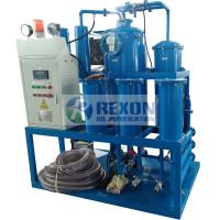 Wholesale Free Water / Dissolved Water Removal Plant For Water Contaminated Oil 6000LPH TYA-D-100 from china suppliers