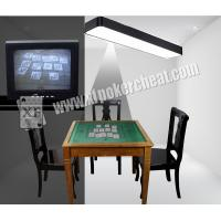 Wholesale Lamp Camera For Backside Marked Playing Cards New Ink Anti Detecting from china suppliers
