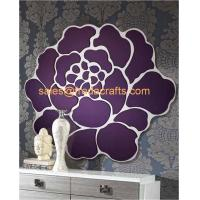 Wholesale China Factory Venetian Mirrors Flower Design Shape Wall Mirror For Home Decor from china suppliers