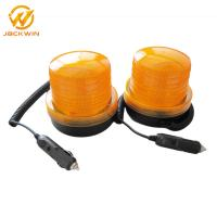 Wholesale Revolving & Flashing Amber Car Emergency LED Strobe Warning Lights High Brightness from china suppliers