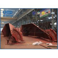 Wholesale CFB Boiler Industrial Cyclone Separator For Dong Fang Boiler Corporate Removing Particulates from china suppliers