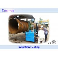 Wholesale Efficiency Mobile Induction Heating System Girth Welding / Circular Seam Welding Preheating from china suppliers