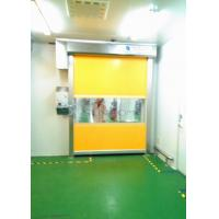 Wholesale Anti - Wind Bar Wireless Safety Edge High Speed Doors Blue / Orange / Yellow Curtain from china suppliers