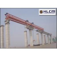 Wholesale Launching Gantry or Beam Launcher for Steel Bridge or Concrete Bridge construction from china suppliers