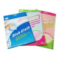 Wholesale Kitchen Wipes / Spunlace Nonwoven Wipes from china suppliers