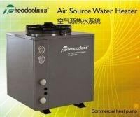 Wholesale Energy Saving Swimming Pool Heat Pump , Air Source Water Heater Heat Pump from china suppliers
