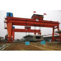 Wholesale 450t / 900t Crane Lifting Equipment Single / Double Girder Overhead Cranes from china suppliers