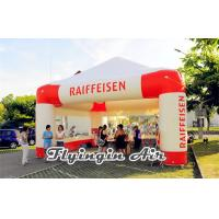 Wholesale 8m Advertising Inflatable Trade Show Tent for Advertisement and Business Show from china suppliers