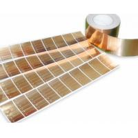 Wholesale Die-cutting Acrylic Conductive Adhesive Equivalent 3M1181 Copper Foil Tape from china suppliers