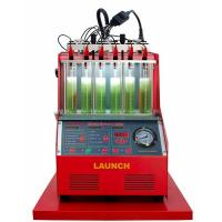 Wholesale 6 Cylinders Fuel Injector Cleaner Machine , High Efficiency Launch CNC602A Tester from china suppliers